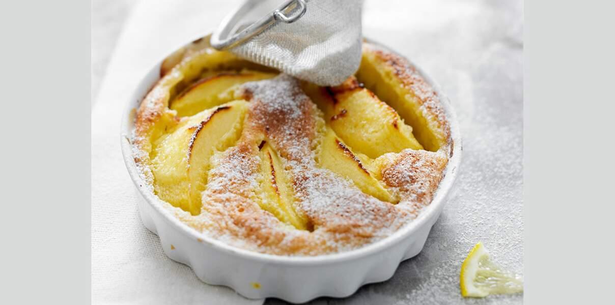 Pommes pâtissières