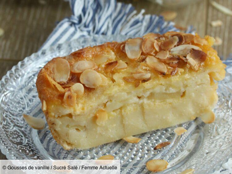 Gateau Aux Pommes Et Amandes Decouvrez Les Recettes De Cuisine