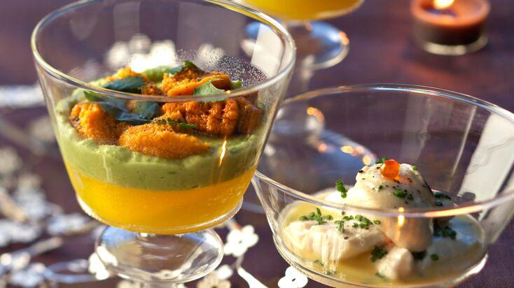 Des verrines pour les apéros de fêtes : nos recettes faciles et originales