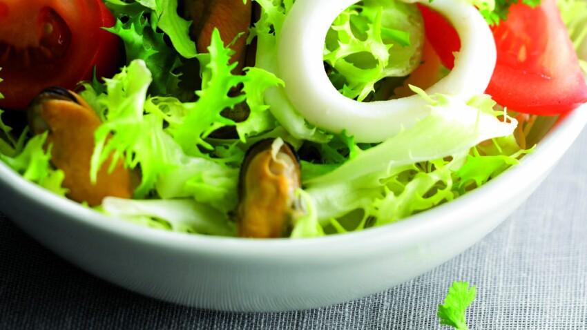 Salade marine