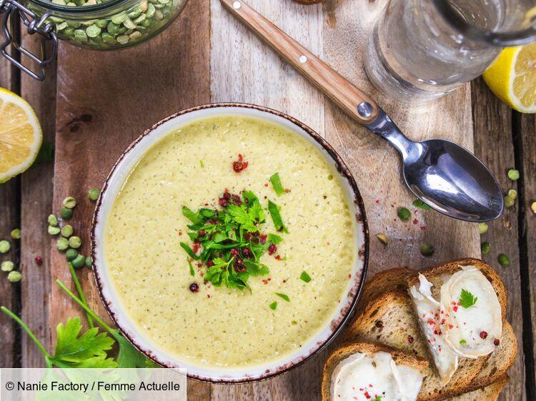 Soupe de pois cassés : découvrez les recettes de cuisine ...