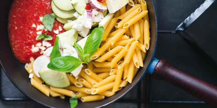 Minceur: 15 recettes de pâtes qui ne font pas grossir