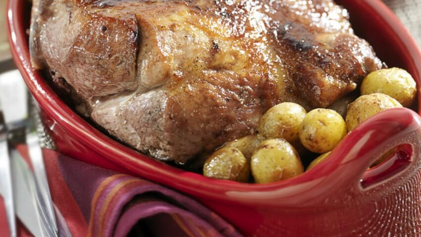 Rouelle De Porc Au Cidre Doux Decouvrez Les Recettes De Cuisine