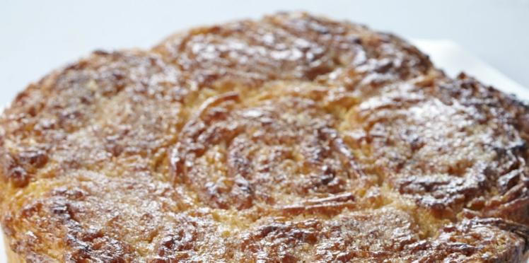 Gâteau breton : le kouign amann