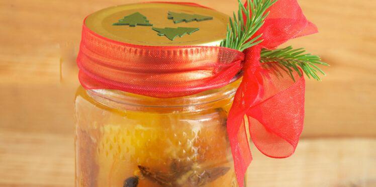 Confiture de Noël aux agrumes et épices