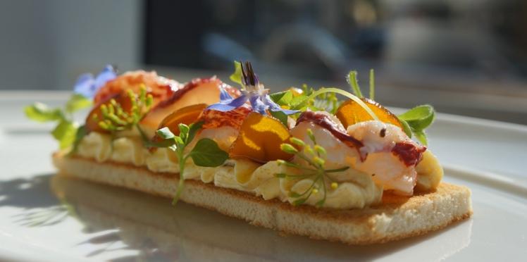 Une tartine de luxe : le défi gourmand de Frédéric Duca