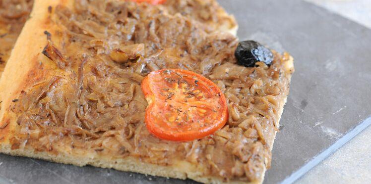 Tarte pissaladière