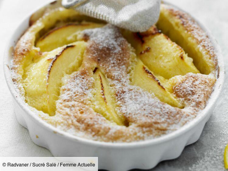 Tarte aux pommes sans pâte inratable : découvrez les recettes de cuisine de Femme Actuelle Le MAG