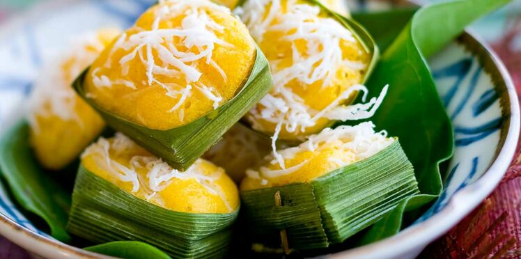 Petits moelleux courge-coco