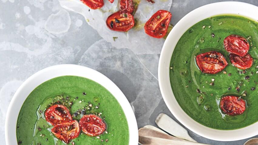 Soupes et veloutés de printemps : nos recettes faciles