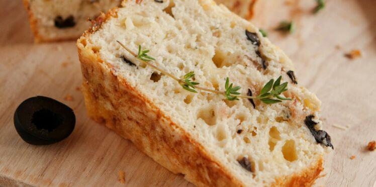 Cake jambon - gruyère