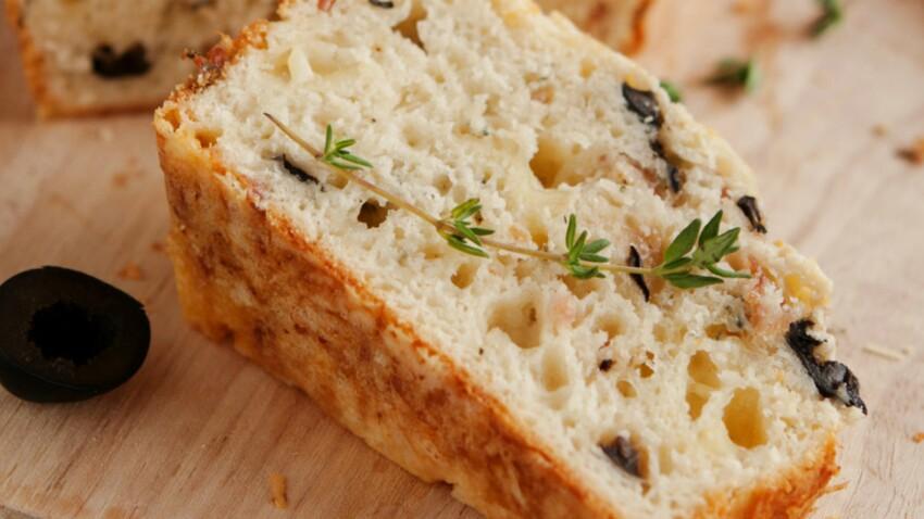 Cake jambon - gruyère AOP Suisse