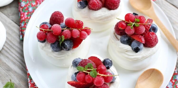 5 desserts d'été à servir en verrines