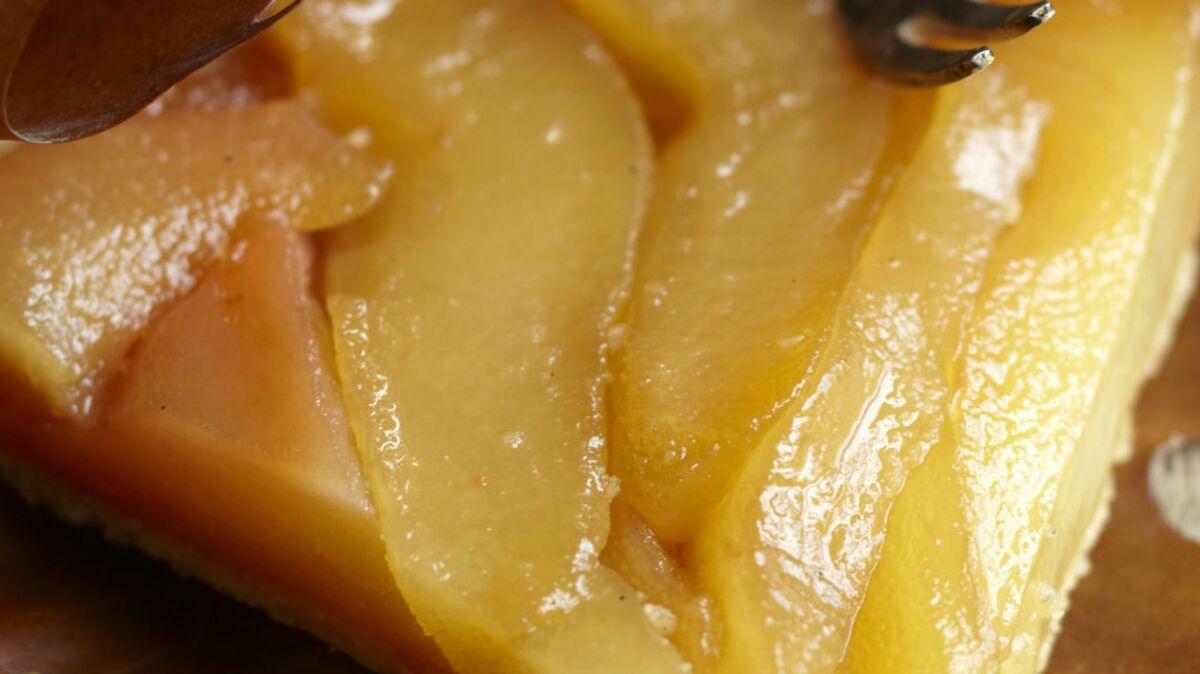Tarte aux poires facile
