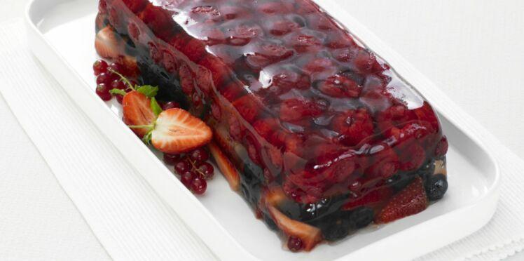 Terrine de fraises