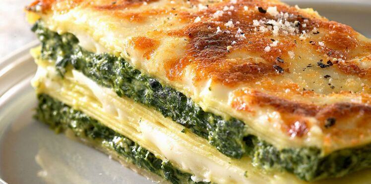 Lasagnes Ricotta Epinards Decouvrez Les Recettes De Cuisine De