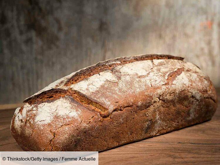 Pain complet à l'ancienne : découvrez les recettes de cuisine de Femme Actuelle Le MAG