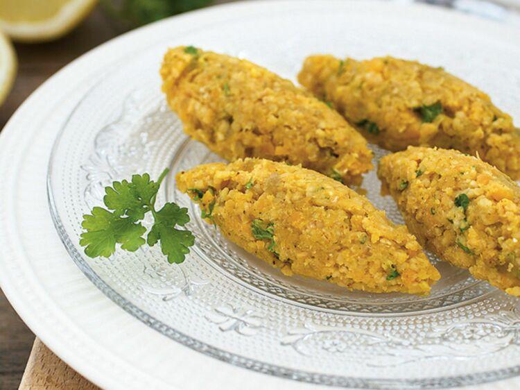 Boulettes aux lentilles corail : découvrez les recettes de cuisine de Femme Actuelle Le MAG