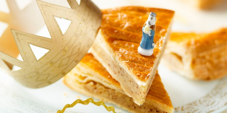 La recette de la galette des Rois à la frangipane