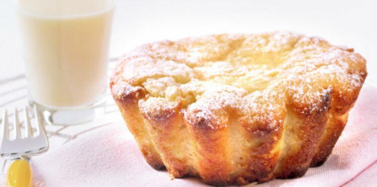 Gâteau pomme-amande