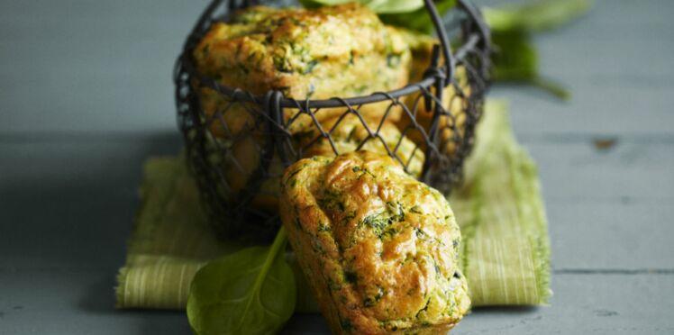 Cake saumon-épinards