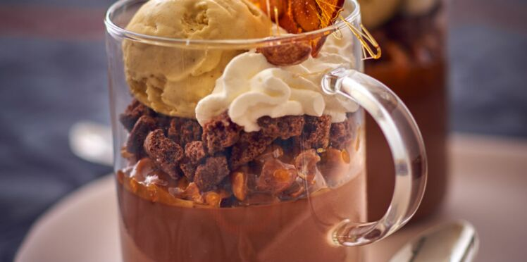 Mi-chocolat caramel