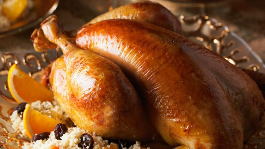 Dinde, chapon, poularde… Nos meilleures volailles de Noël