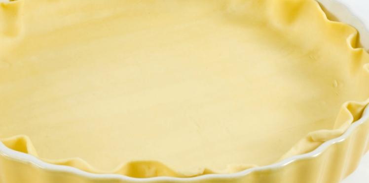 Pâte à tarte ou tourte à l'huile d'olive