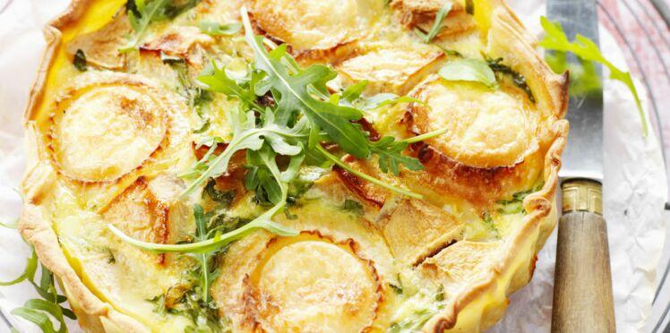Quiche d'hiver aux poireaux, au fromage… Nos recettes 100% réconfort