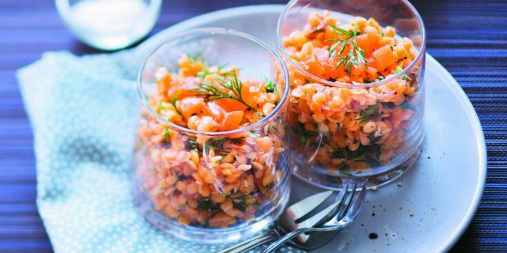 Salades de lentilles : nos meilleures recettes