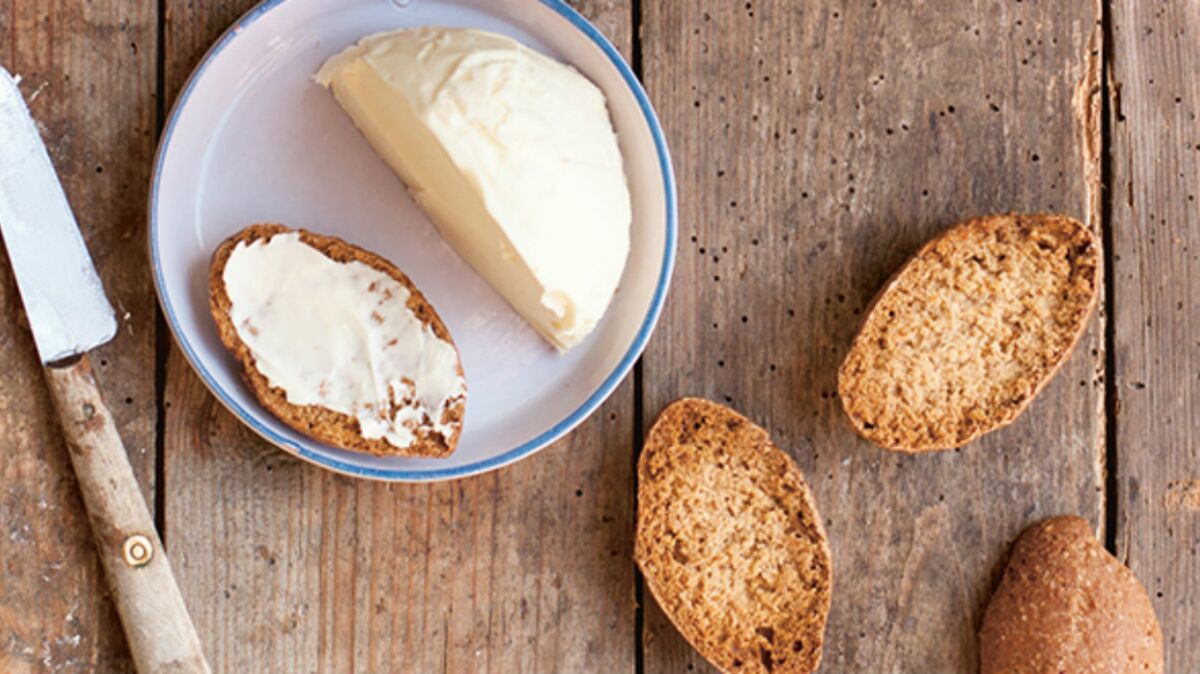 Petits pains suédois aux fibres