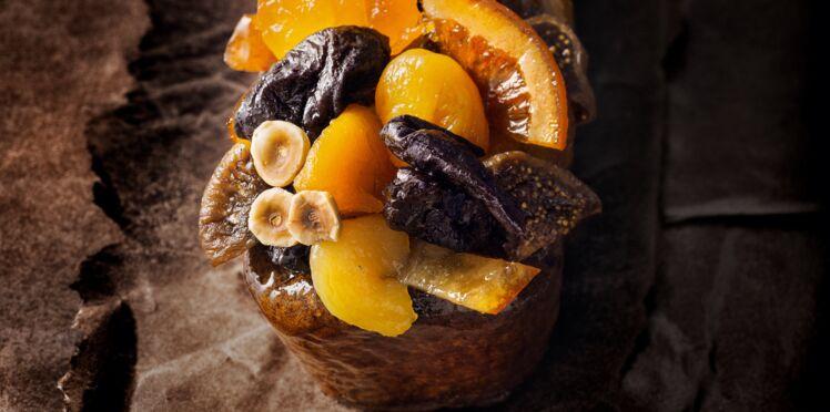 Le cake pain d'épices au miel de tilleul de Nicolas Bernardé
