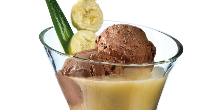 Pago gourmand banane-chocolat