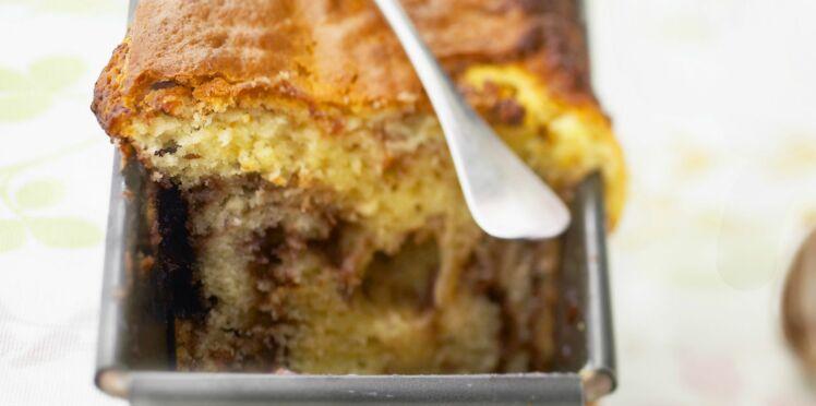 Gâteau Au Yaourt Au Nutella Découvrez Les Recettes De Cuisine De