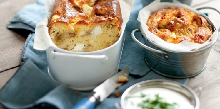 Les cakes d'été végétariens : des recettes faciles et rapides, idéales à préparer en vacances !
