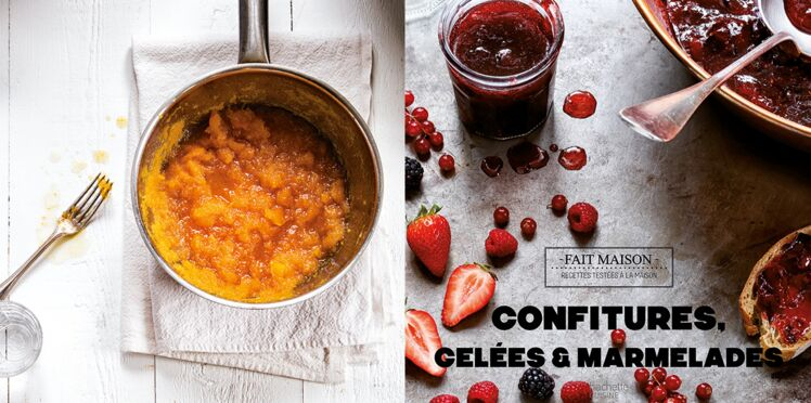 Confiture de potimarron