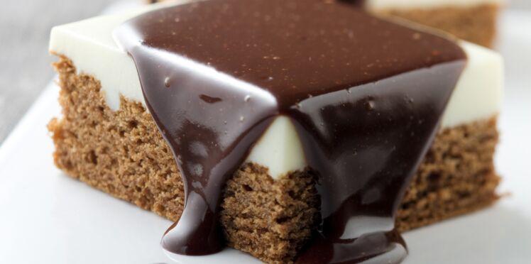 Fondant moelleux aux 3 chocolats