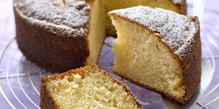 Gâteau au yaourt avec 1 oeuf