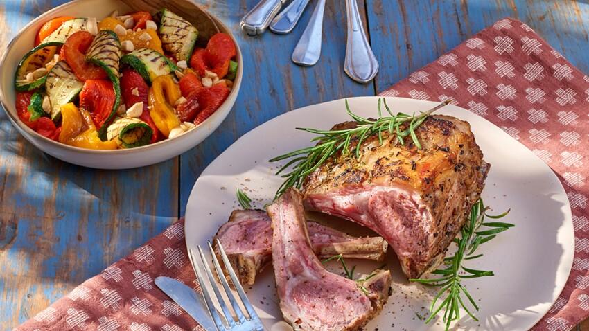 Barbecue: avec quelles salades composées accompagner vos grillades ?