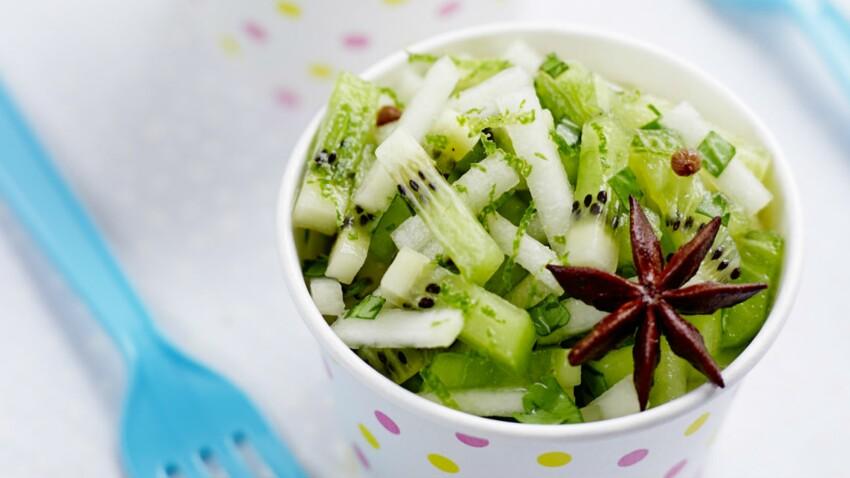 Colorées, vitaminées, futées, nos recettes aux kiwis