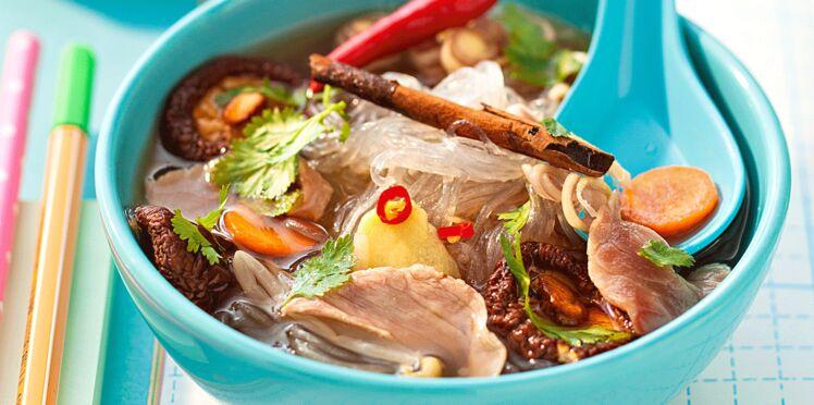 Nouvel an chinois : les soupes asiatiques à l'honneur