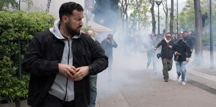 Une nouvelle vidéo fragilise la défense d'Alexandre Benalla