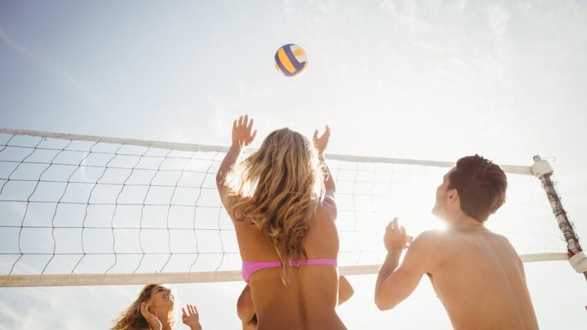 Les 10 activités qui brûlent le plus de calories sur la plage