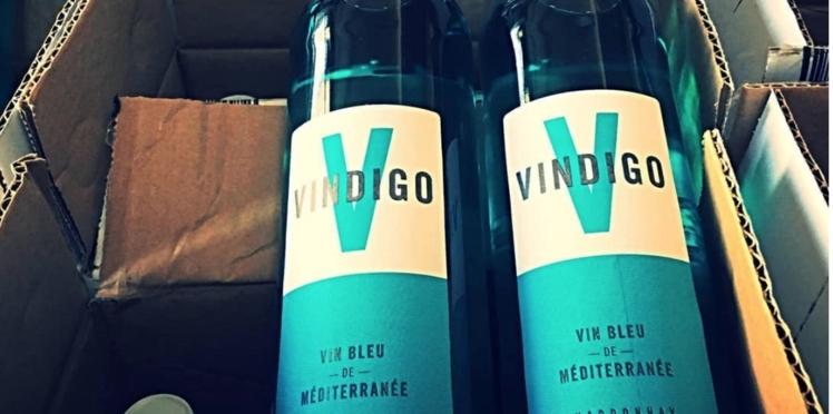 Un vin bleu et naturel débarque en France