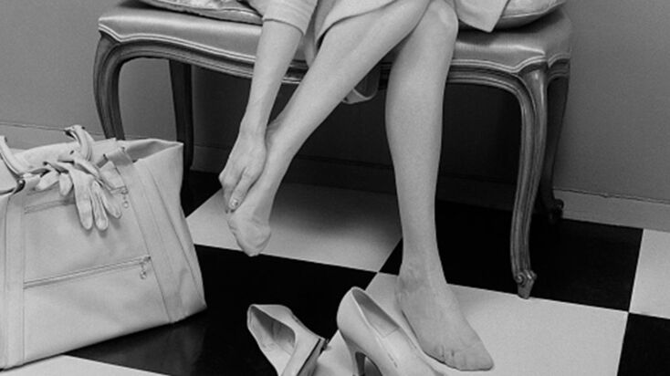 Hallux valgus, pieds sensibles ou pieds forts   ces chaussures tendance pour  pieds à problèmes c301e2a28766