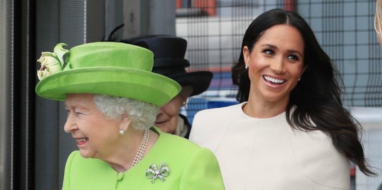 Pourquoi l'anniversaire de Meghan Markle est symbolique pour la reine Elizabeth II
