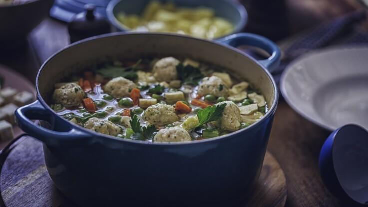 Pourquoi il ne faut jamais jeter l'eau de cuisson des légumes