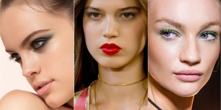 Maquillage d'été : 3 looks faciles à adopter