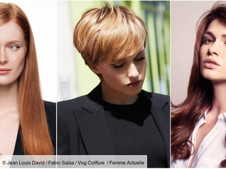 Couleur de cheveux tendance pour cheveux court