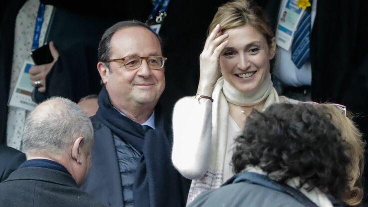 La petite phrase de Julie Gayet sur François Hollande amuse la presse et les réseaux sociaux
